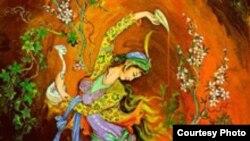 محمود فرشچیان، مجید مهرگان، محمد علی رجبی، محمد باقر آقامیری و علی اصغر محمدی نیز داوران ششمین دوسالانه نگارگری ایران بودند.
