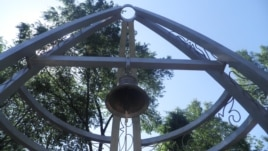 "Osh's ""peace bell"" has no room for Uzbek."