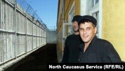 Нохчийчоь -- Нохчийчохь уггаре а евзаш йолчу Чернокозово набахтехь, Стигал. 16, 2007