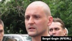 Сергей Удальцов - один из оппозиционных лидеров