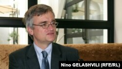 ევროკავშირის სპეციალური წარმომადგენელი სამხრეთ კავკასიაში პიტერ სემნები