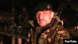Украина -- Дудаев ЖовхIаран цIарх батальон кхоьллина инарла Мунаев Iиса.