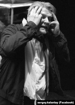 «Подорож Аліси до Щвейцаріі» (режисер Станіслав Мойсеєв). Мала сцена театру імені Івана Франка