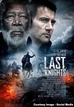 پوستر فیلم «آخرین شوالیهها»