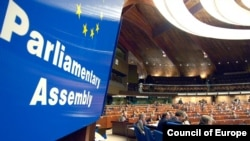France -- Parliamentary Assembly PACE Council of Europe