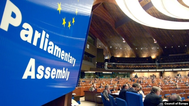 France -- Council of Europe Parliamentary Assembly