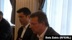 Odvjetnici Ivo Farčić i Tomislav Škarica, foto: Enis Zebić
