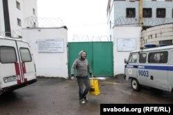 """Павал Вінаградаў. Выхад з турмы на Акрэсьціна пасьля чарговых """"сутак"""""""