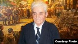 Панде Кимов, политички осуденик во времето на комунизмот.