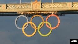 Жазғы Олимпиада ойындарының символы (Көрнекі сурет).