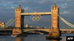 London olimpiyaya hazırlaşır
