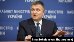 Міністр внутрішніх справ Арсен Аваков ©Shutterstock