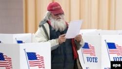 Первичные выборы в Нью-Гэмпшире