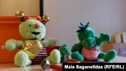 Іграшки в дитячому садку