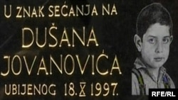 Dusan Jovanovic was beaten to death by strangers after he went out for a soda.