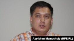 Арман Медеулов, директор по продажам компании «Алматинский продукт». Алматы, 6 сентября 2014 года.