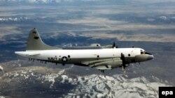 Літак EP-3 Військово-морських сил США (архівне фото)