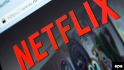France -- The French Netflix webpage is displayed on a computer screen in Paris, September 15, 2014