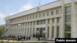 Башкортстан парламенты бинасы