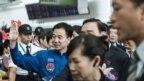 Astronauto Jing Haipeng iz Tijangonga 2 po slijetanju