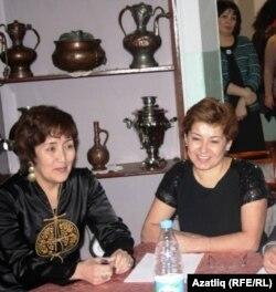 Ольга һәм Розалия Бакиевалар