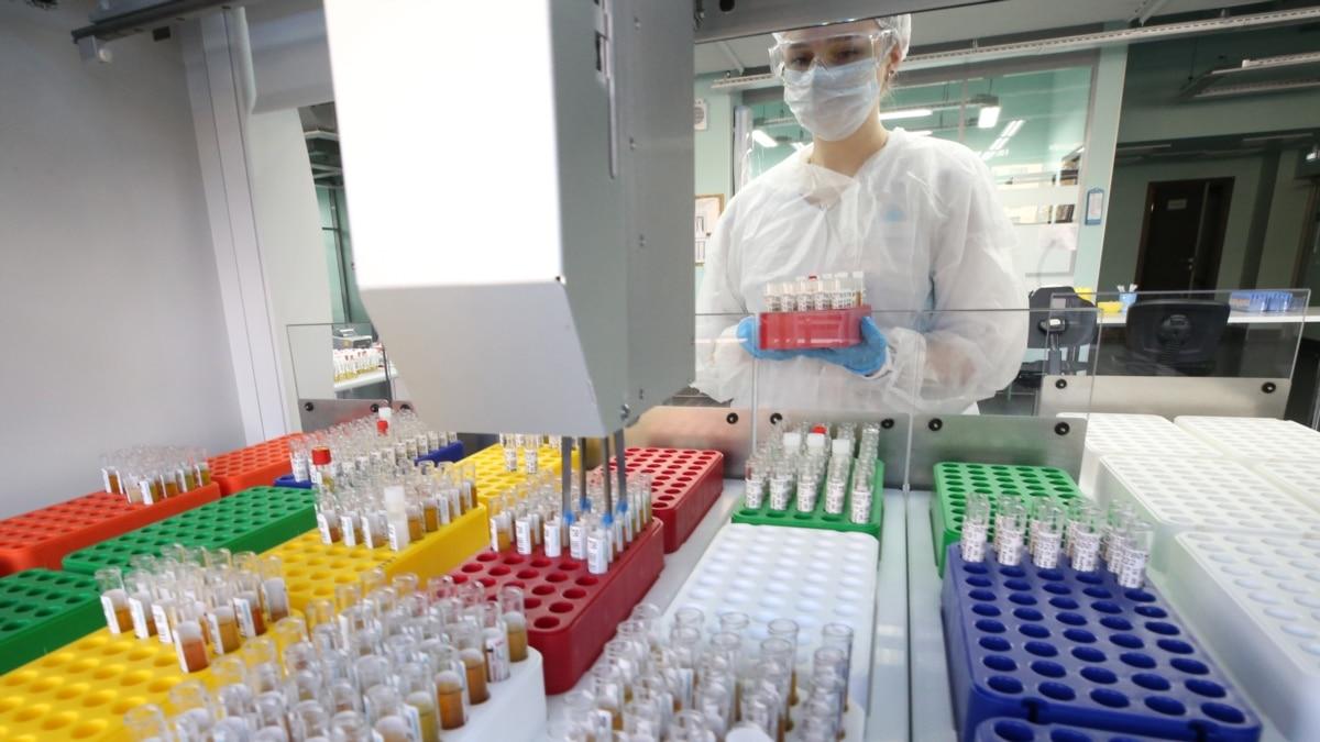 В России количество новых случаев заболевания на COVID-19 вновь превысила 9 тысяч за сутки