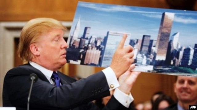 Donald Trump's Georgia project will cost an estimated $250 million to build. (file photo)