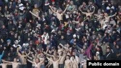 Олимпиакос-Рубин уены. 14 вевраль 2012