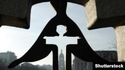 Ілюстраційне фото. Монумент пам'яті жертв Голодомору, Київ