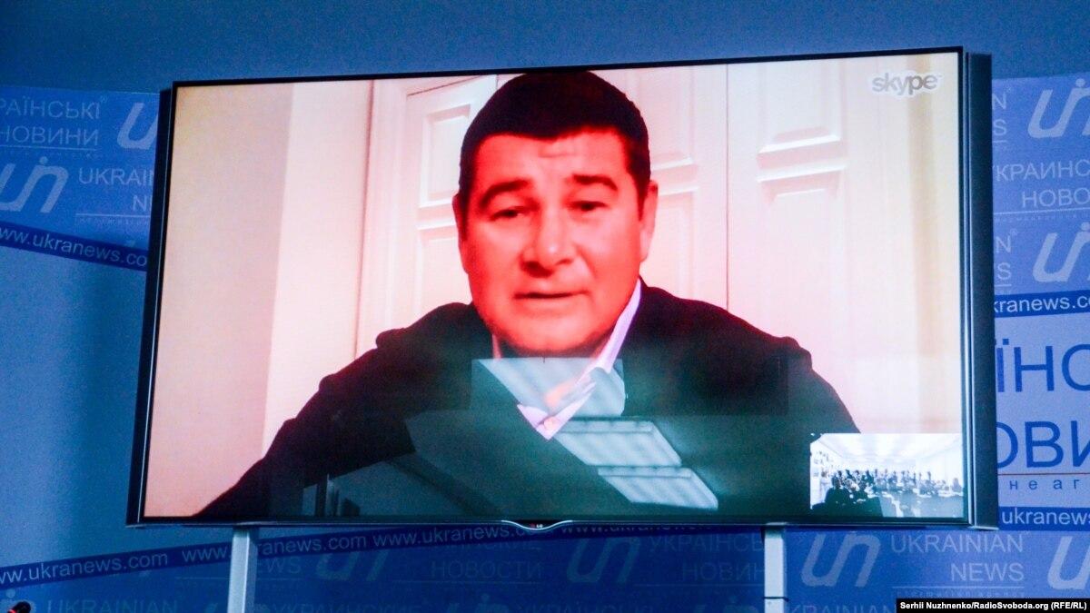 В ГПУ не ответили на вопрос о том, будут просить Берлин выдать Онищенко