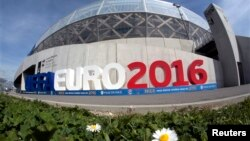 Fransadakı Allianz Riviera stadionu
