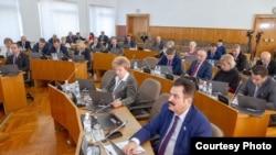 Фото пресс-службы Заксобрания Вологодской области