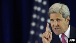U.S. Secretary of State John Kerry (file photo)
