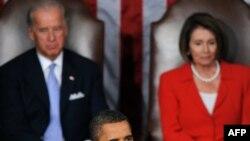 Președintele Barack Obama ia cuvîntul în Congres