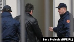 Privođenje Rajka Kuljače, 24.12.2010.