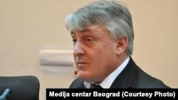 Претседателот на општина Прешево, Рагми Мустафа.