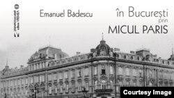 Coperta volumului semnat de Emanuel Bădescu