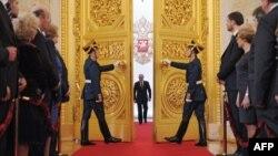 Инаугурация президента Владимира Путина 7 мая 2012 года (архивное фото)