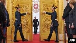 Инаугурация президента Влдимира Путина 7 мая 2012 года (архивное фото)