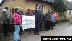 Protest radnika Severa