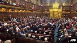 Լորդերի պալատը քննարկում է Brexit-ի օրինագիծը, 13-ը մարտի, 2017թ.