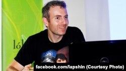 Российский блогер и путешественник Александр Лапшин