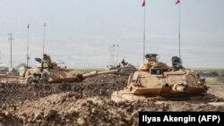 Военные учения в Турции