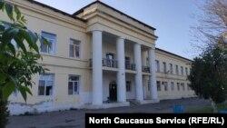 Каспийская городская больница