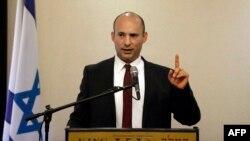Министр образования Израиля Нафтали Беннет. Иерусалим, 14 ноября 2016 года.