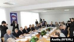 Бөтенрусия халык фронтының төбәкара координация шурасы утырышы