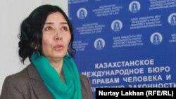 Заңгер Гүлмира Қуатбекова.
