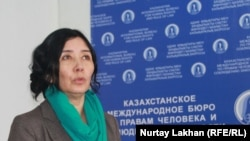 Юрист Гульмира Куатбекова. Алматы, 25 января 2019 года.
