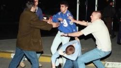 Futbol huliganlary barada näme bilýäňiz?