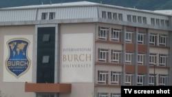 Burch Univerzitet Sarajevo